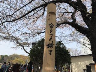 金シャチ横丁 宗春ゾーン 入口